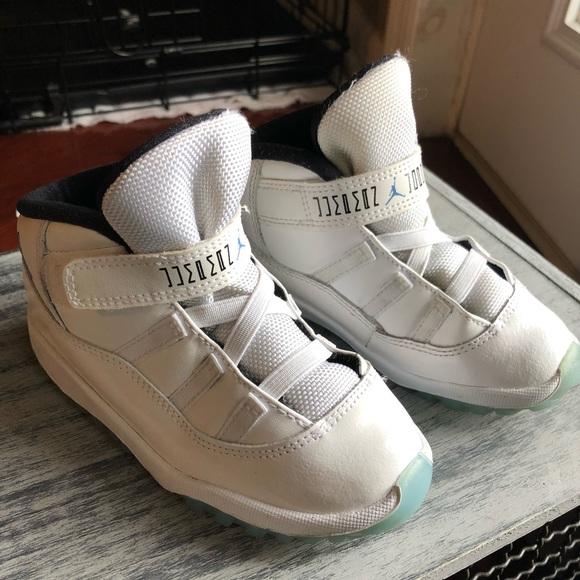 45fbc0e2847 Jordan Shoes | Kids 11 Retro Bt Legend Blue Size 10 | Poshmark